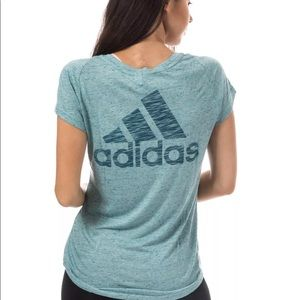 Adidas Graphic T Shirt Training Winners Tee